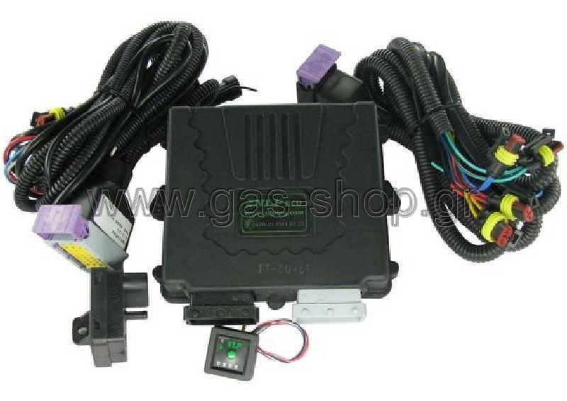 NLP Μονάδα Ελέγχου με Καλωδίωση set ( SGI 4cyl )